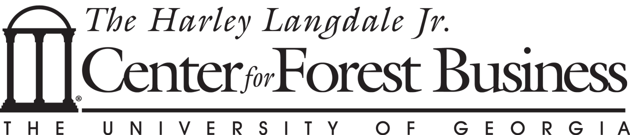University of Georgia - Center for Forest Business